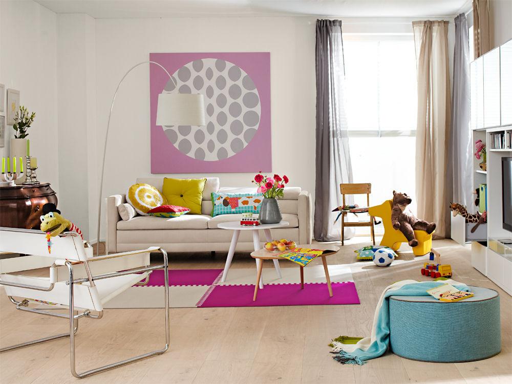 Wohnzimmer Altbau Einrichten Was Tun Bei Wohnraum Mit Wenig Wohnfl Che Zuhause Wohnen
