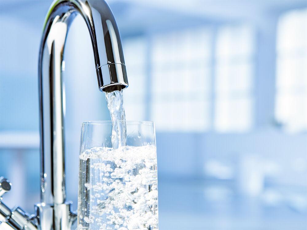 Mehr genuss mit wasser zuhause wohnen for Mineralwasser aus dem wasserhahn