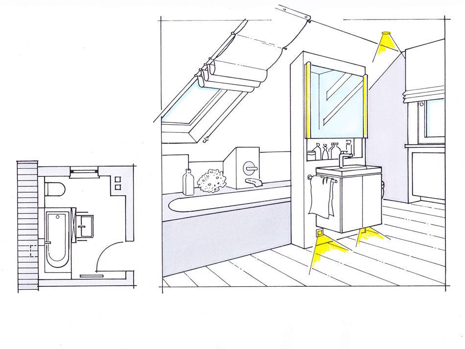 mehr platz unterm dachgiebel zuhause wohnen. Black Bedroom Furniture Sets. Home Design Ideas