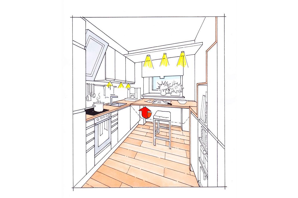 minik che zuhause wohnen. Black Bedroom Furniture Sets. Home Design Ideas
