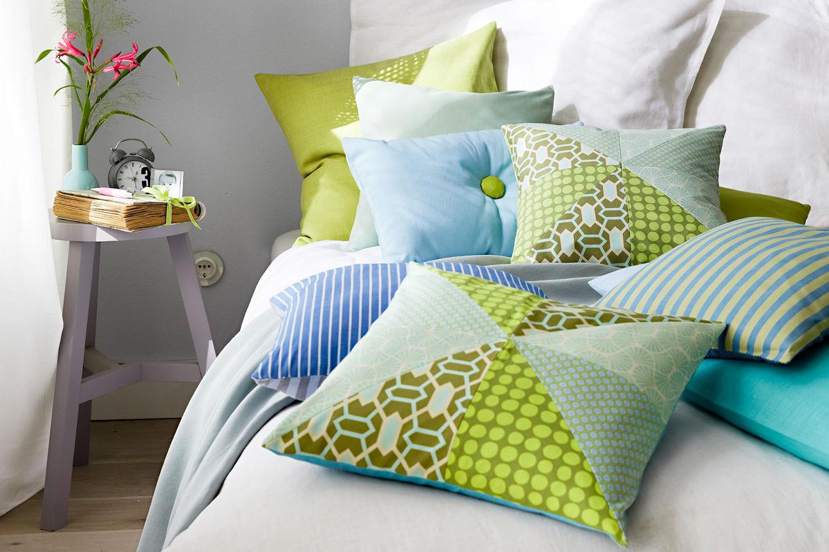 kissenbezuege zuhause wohnen. Black Bedroom Furniture Sets. Home Design Ideas
