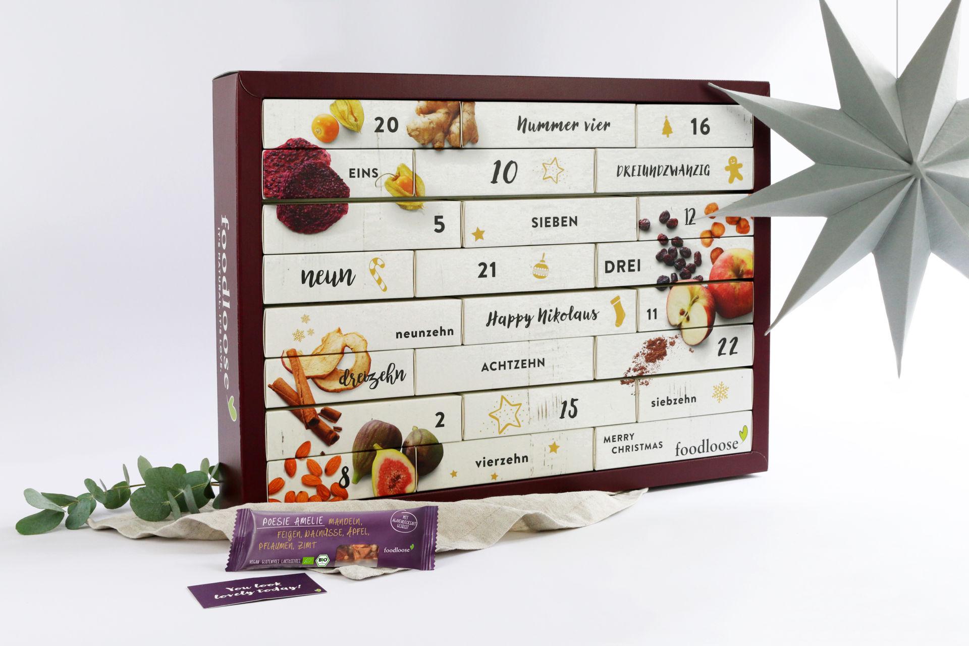 Adventskalender Foodloose