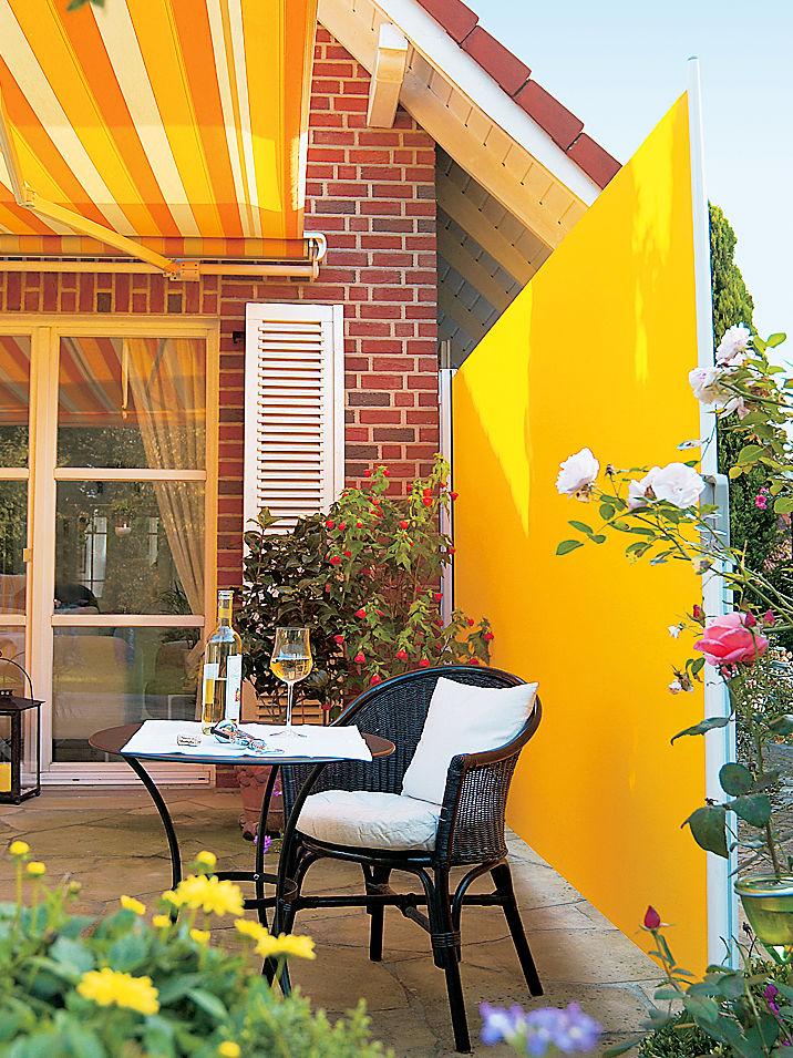 Sichtschutz für lauschige Stunden Zuhause Wohnen