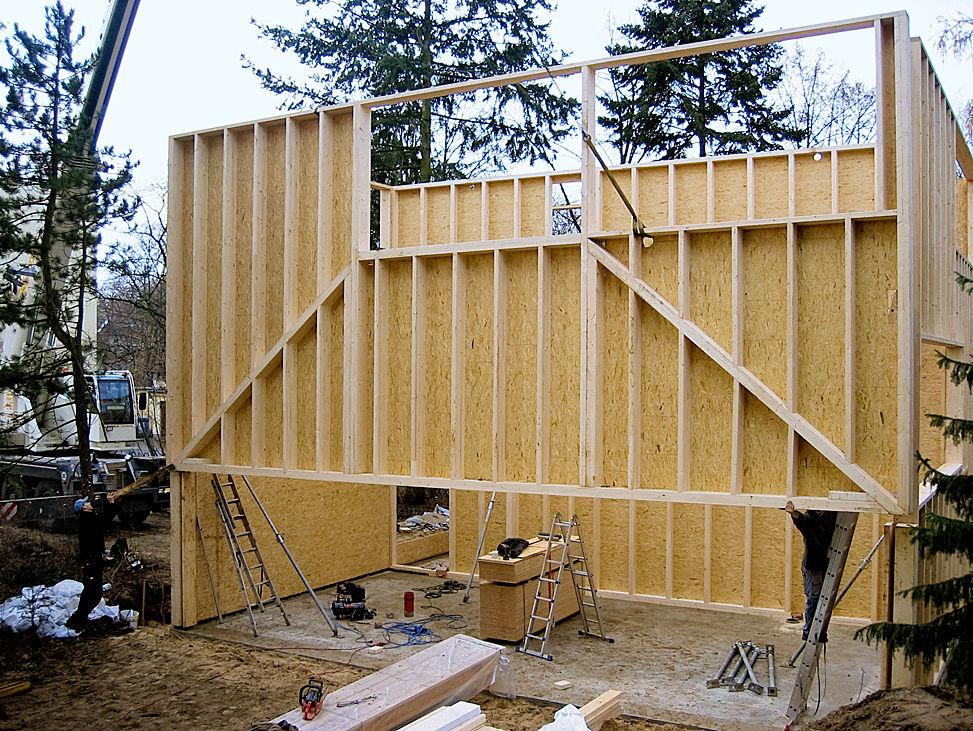 Holzrahmenbau konstruktion  Holzbau mit System | Zuhause Wohnen