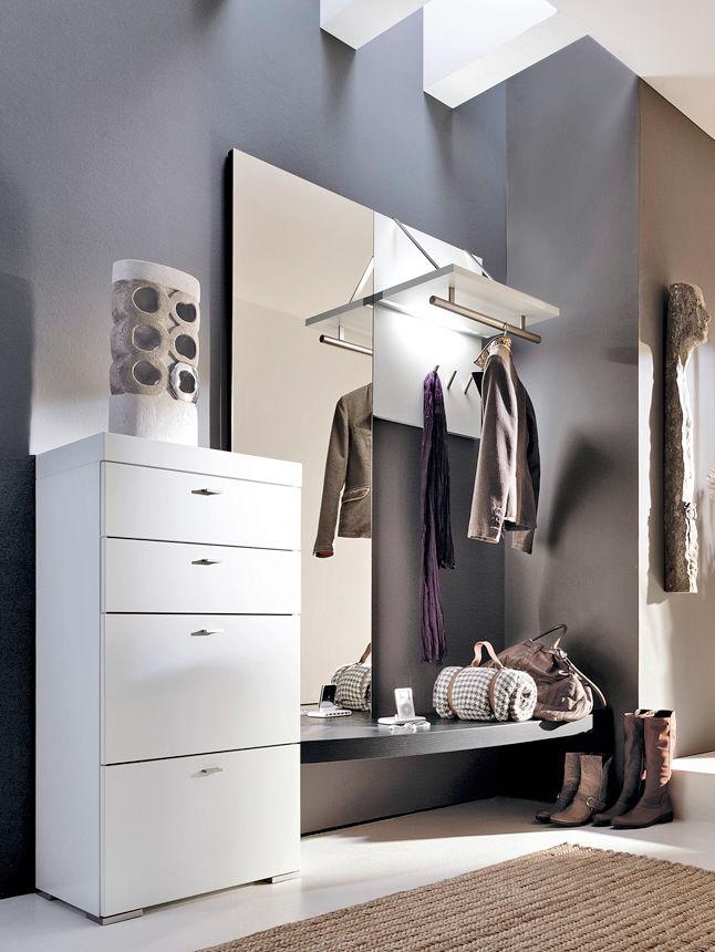 Top ideen f r flure zuhause wohnen for Garderobensysteme hersteller