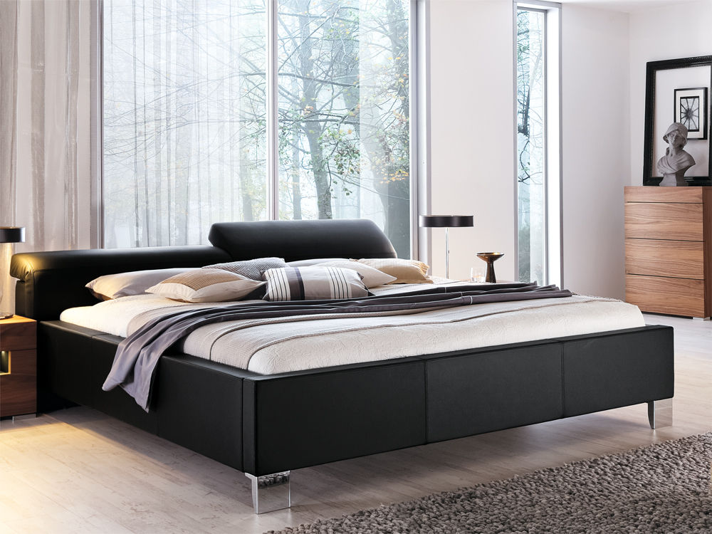 das revival der polsterbetten zuhause wohnen. Black Bedroom Furniture Sets. Home Design Ideas