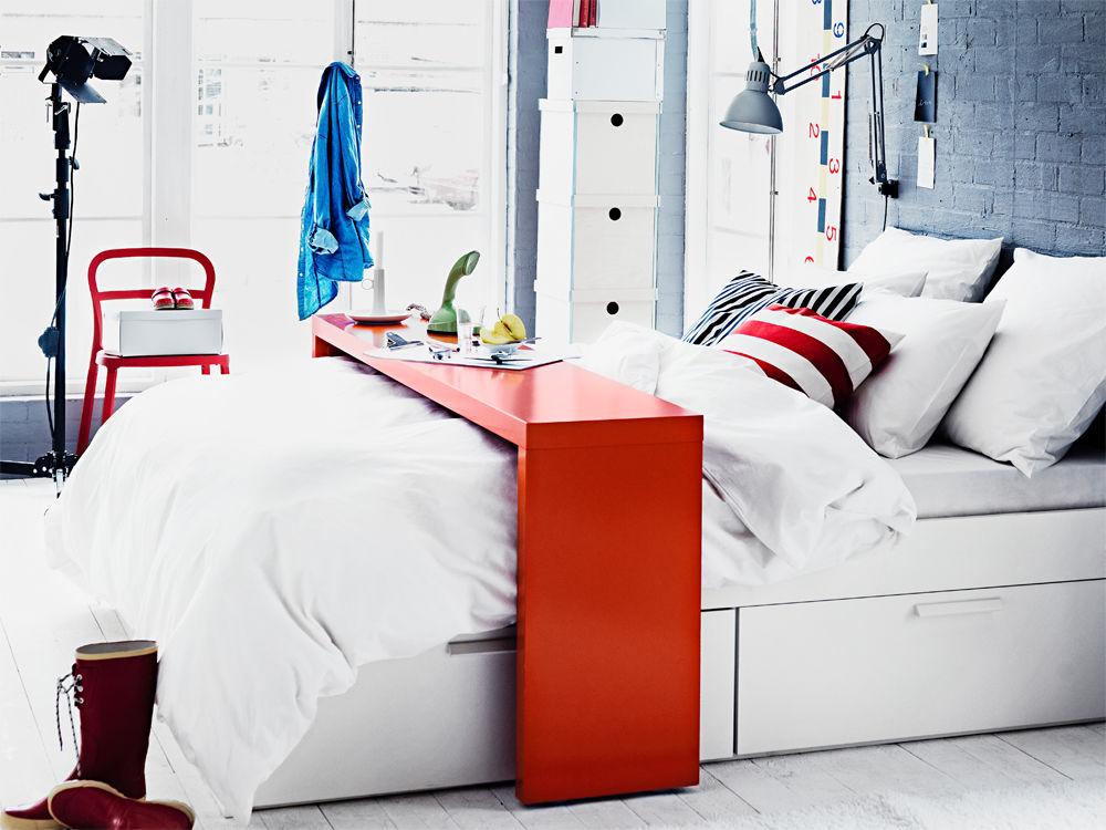 Ablagetisch Malm Ikea
