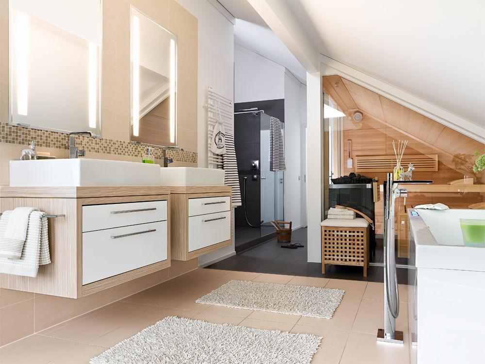 wellness mit weitsicht zuhause wohnen. Black Bedroom Furniture Sets. Home Design Ideas