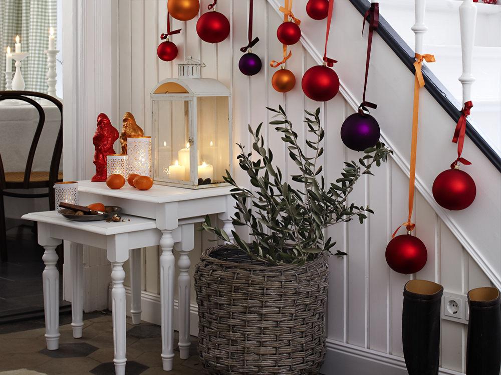 Advent - Zeit Der Vorfreude | Zuhause Wohnen Weihnachtsdeko Balkon Winter Ideen