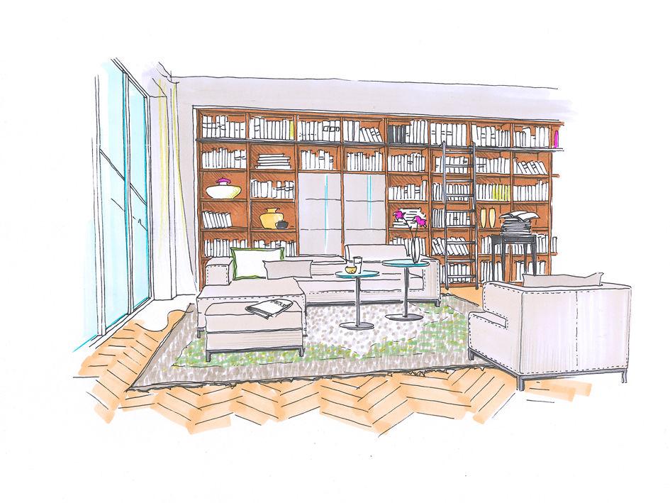 klassisch einrichten zuhause wohnen. Black Bedroom Furniture Sets. Home Design Ideas
