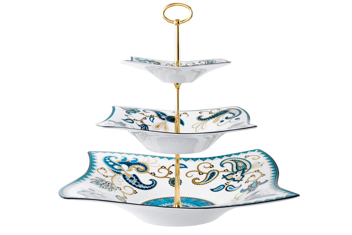 """Orientalisches Flair """"Samarah Turquoise"""""""