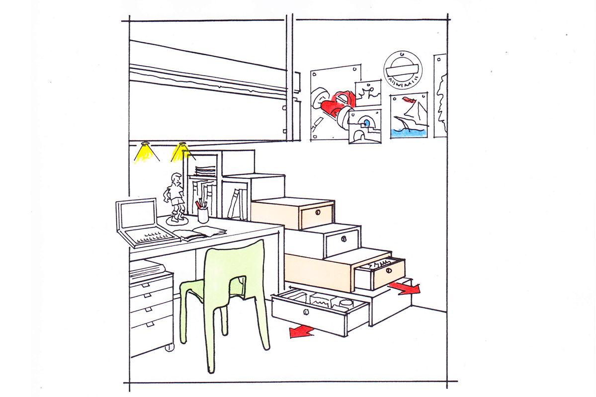 stauraum f r die wohnung zuhause wohnen. Black Bedroom Furniture Sets. Home Design Ideas