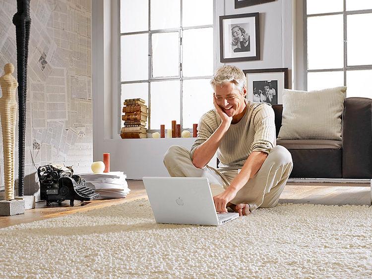 der richtige teppichboden f r sie zuhause wohnen. Black Bedroom Furniture Sets. Home Design Ideas