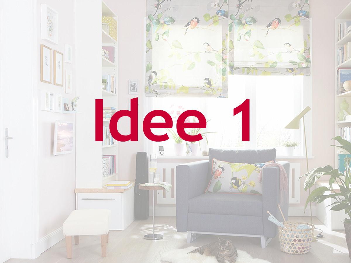 Sechs tipps fenster dekorieren zuhause wohnen for Fenster dekorieren ideen