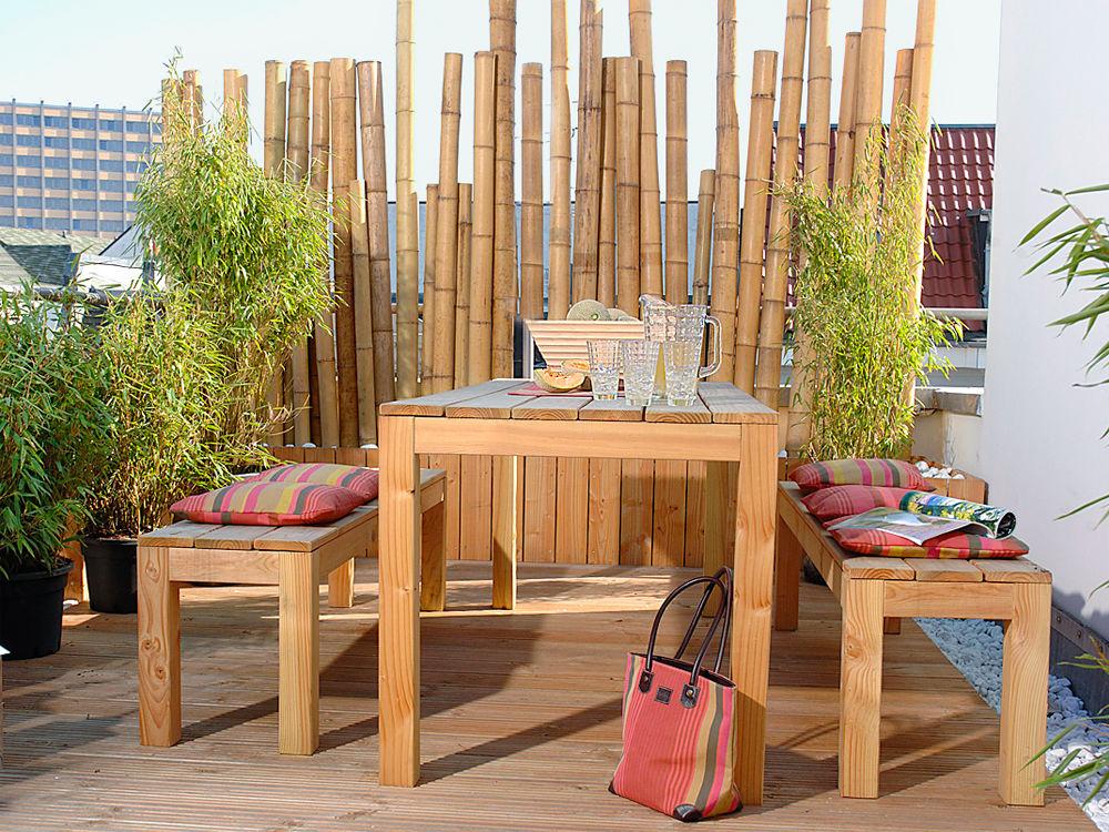 Sichtschutz fur lauschige stunden zuhause wohnen for Garten planen mit wind und sichtschutz balkon