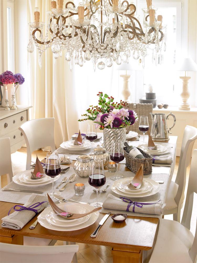 Festlicher Tisch 1