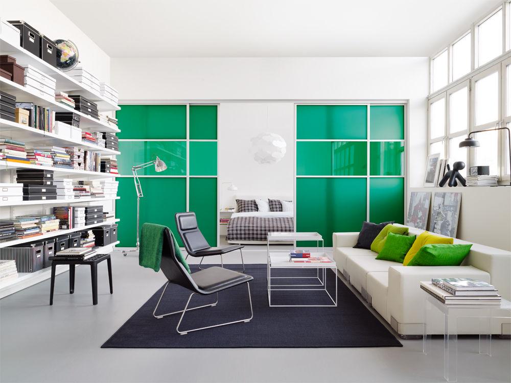regalsystem elfa trennwand inspiration. Black Bedroom Furniture Sets. Home Design Ideas