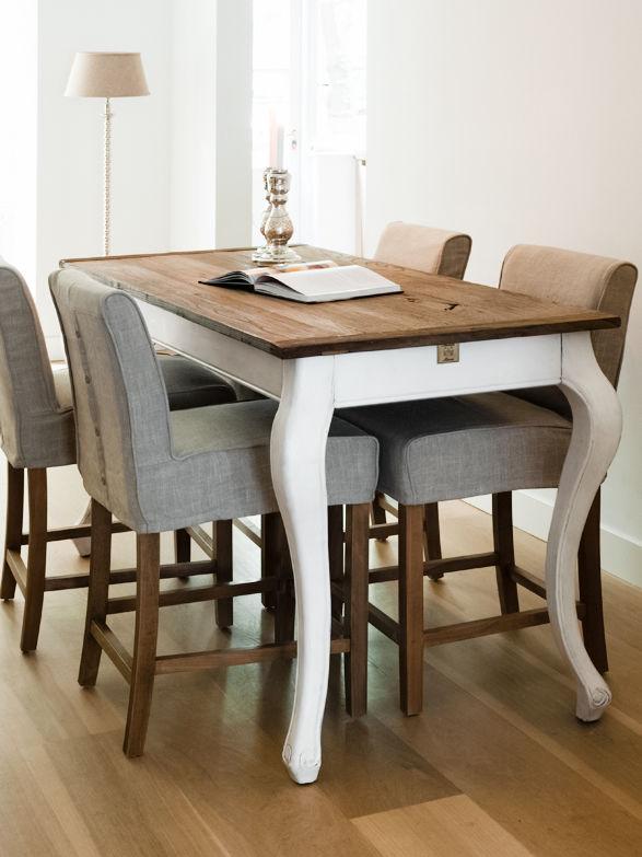 Einrichtungsideen f r den klassischen landhausstil for Riviera maison tisch