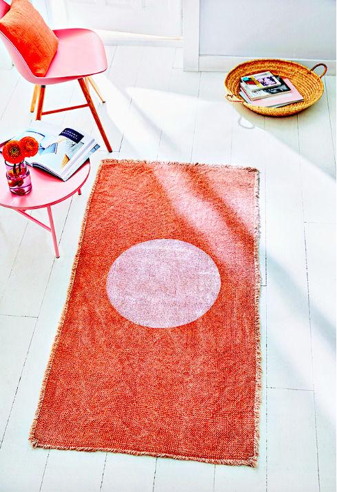 Teppich selber machen