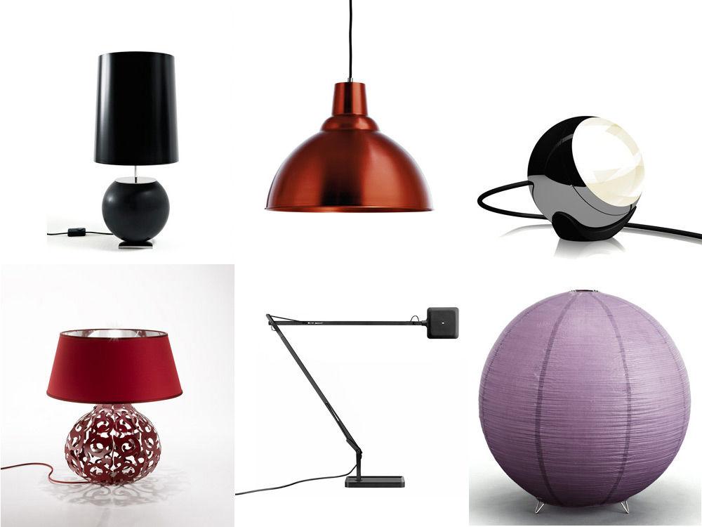 Neue Lampenmodelle