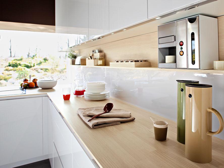 Holzkuchen mit wohnflair zuhause wohnen for Kinder holzküchen