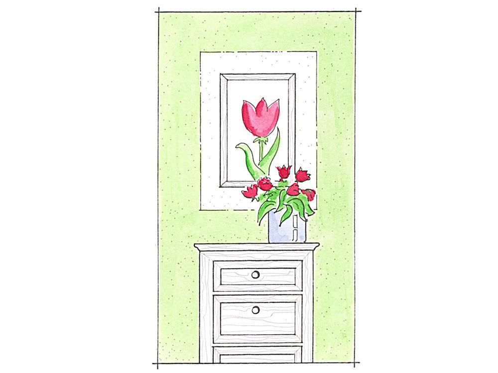 frische farben feine strukturen zuhause wohnen. Black Bedroom Furniture Sets. Home Design Ideas