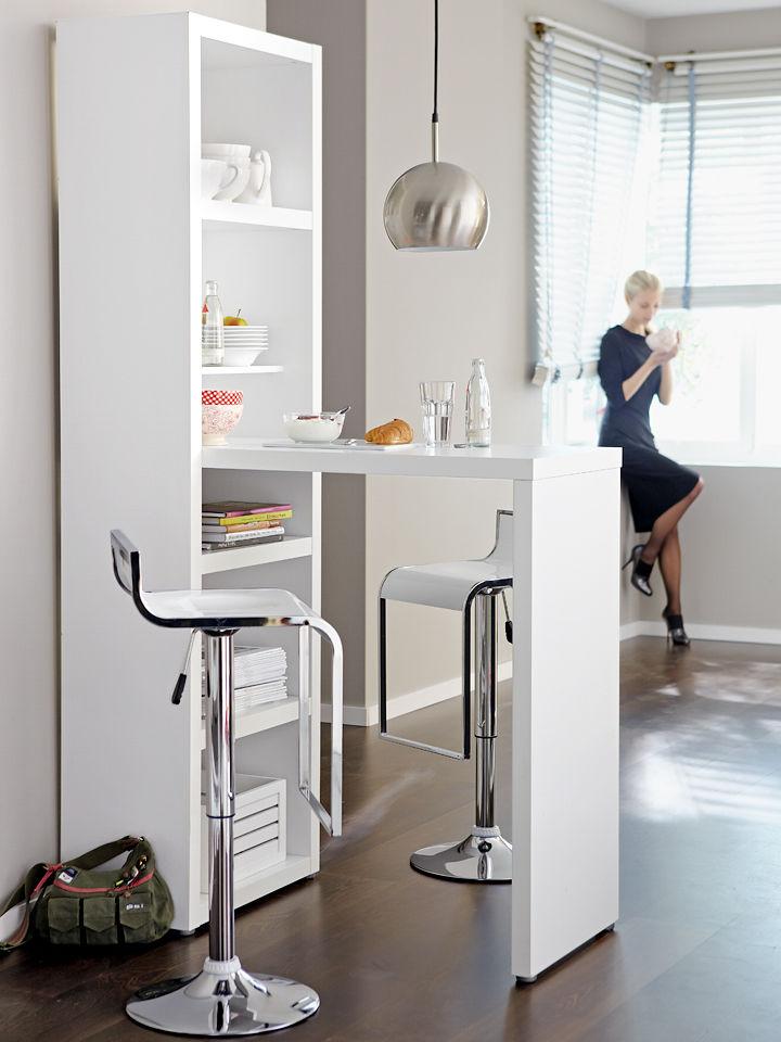 platzsparende ideen f r kleine wohnzimmer zuhause wohnen. Black Bedroom Furniture Sets. Home Design Ideas