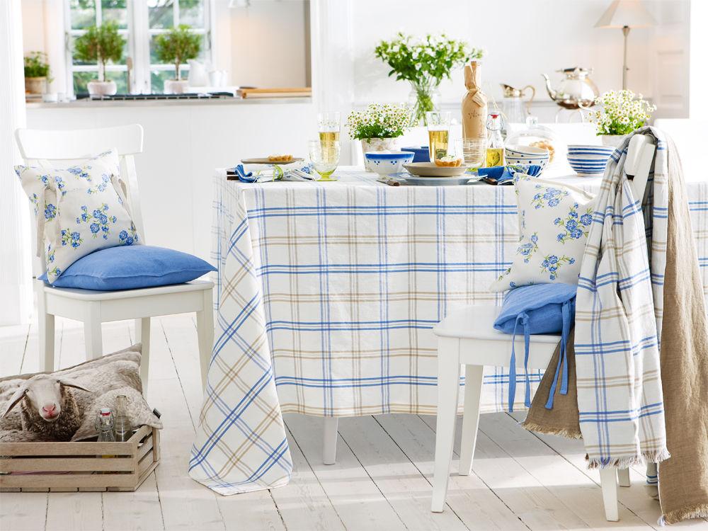 skandinavischer landhausstil zuhause wohnen. Black Bedroom Furniture Sets. Home Design Ideas
