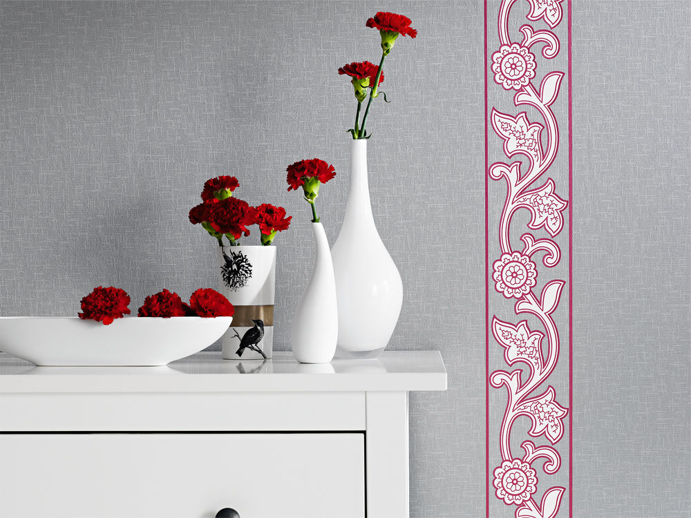 tapeten trends und tipps f r die wandgestaltung zuhause wohnen. Black Bedroom Furniture Sets. Home Design Ideas