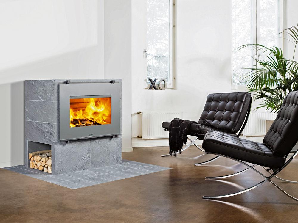 edle kamin fen zuhause wohnen. Black Bedroom Furniture Sets. Home Design Ideas