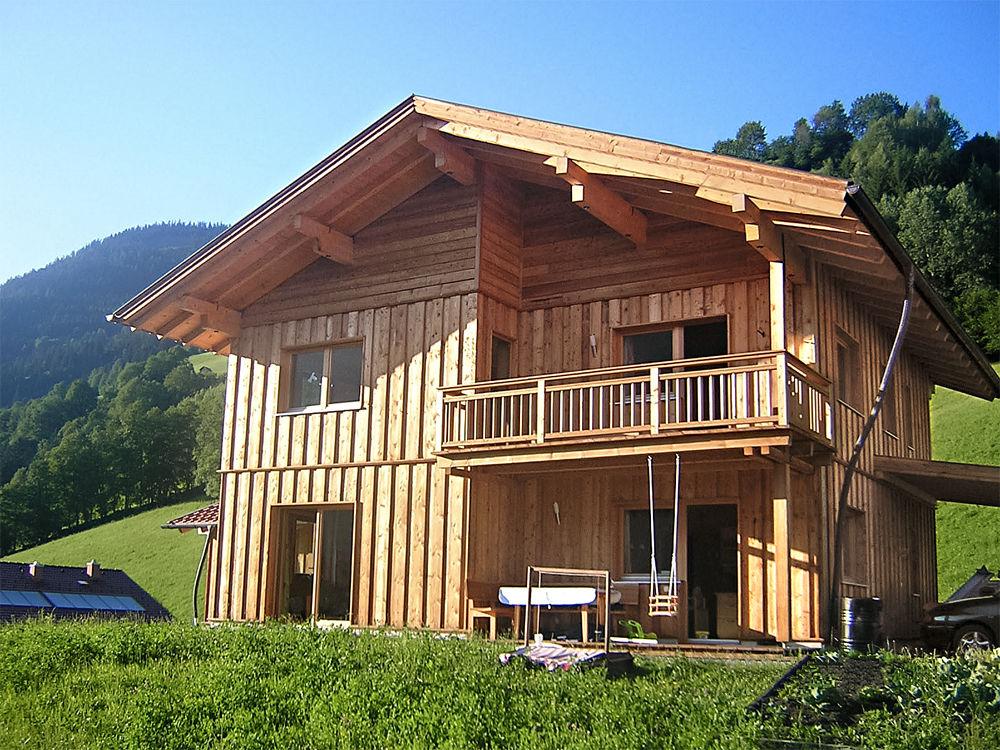 Bauen mit Holz | Zuhausewohnen