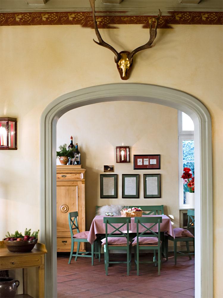 wintergl ck auf dem land zuhause wohnen. Black Bedroom Furniture Sets. Home Design Ideas