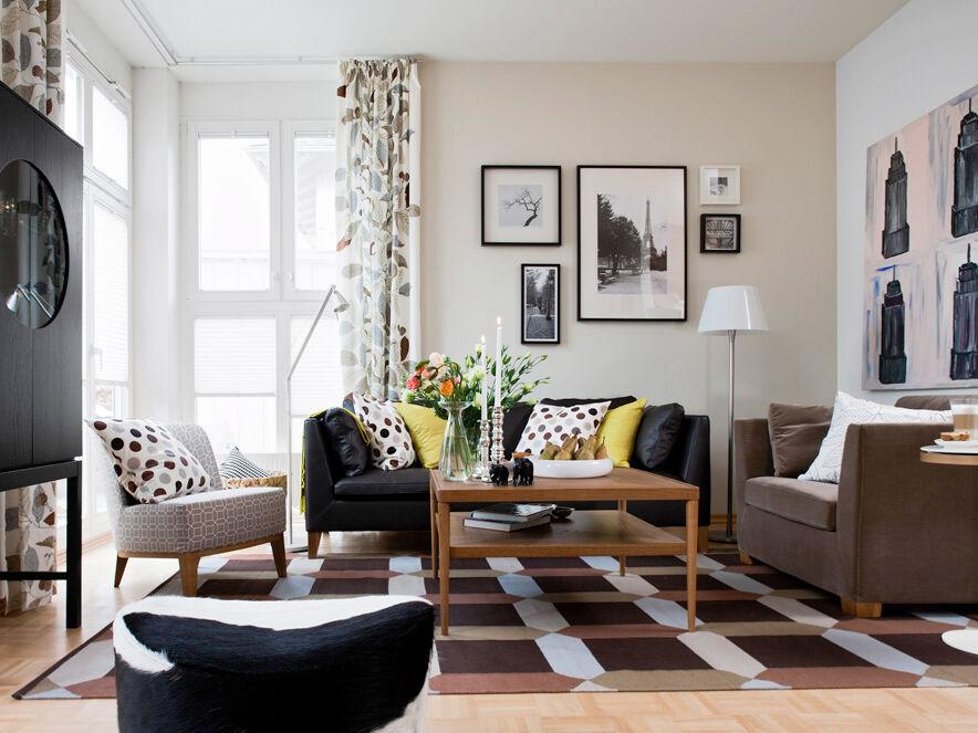 wohlfühloase im ikea-ambiente | zuhause wohnen - Ikea Wohnzimmer