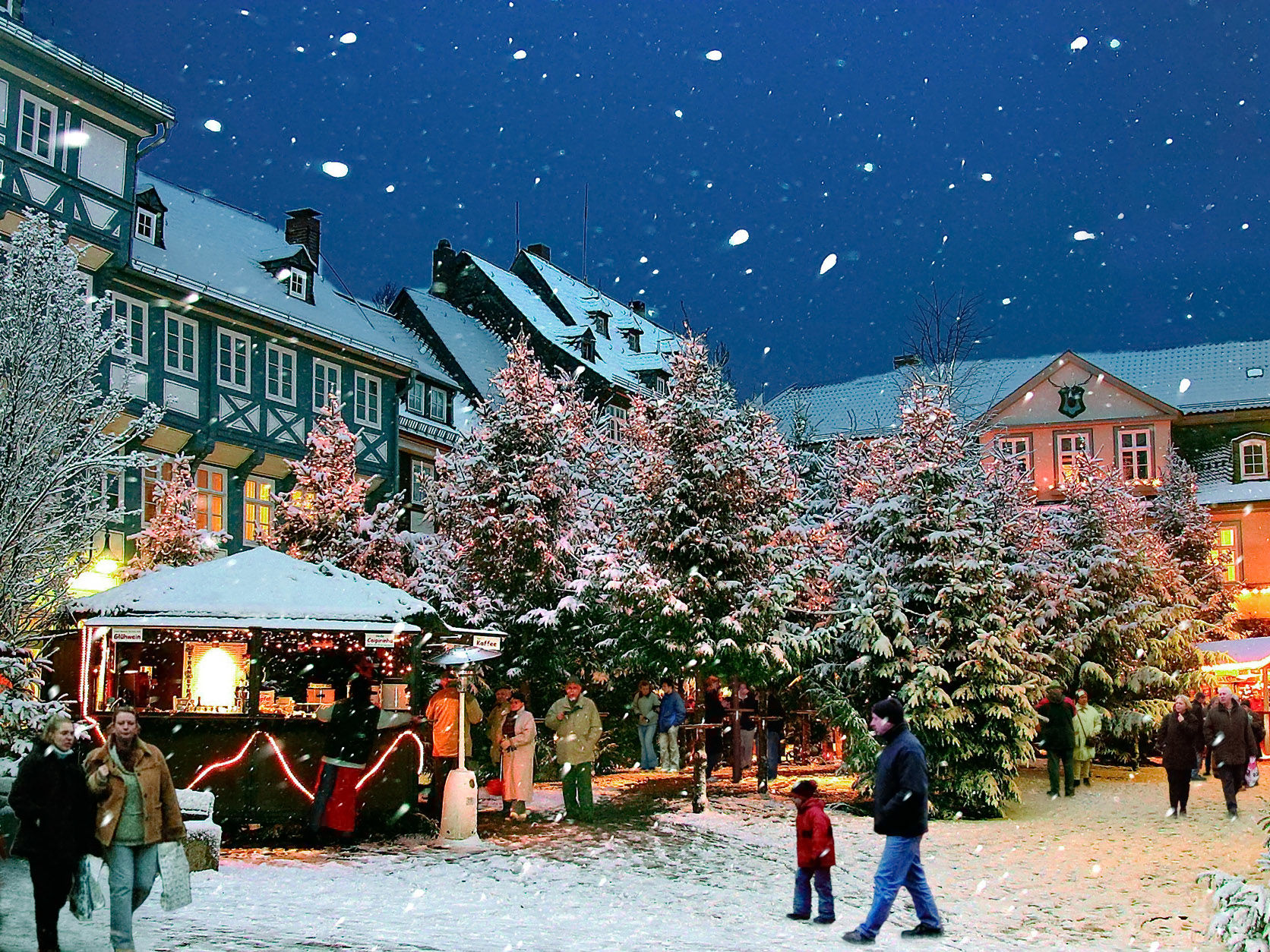 Weihnachtsmärkte