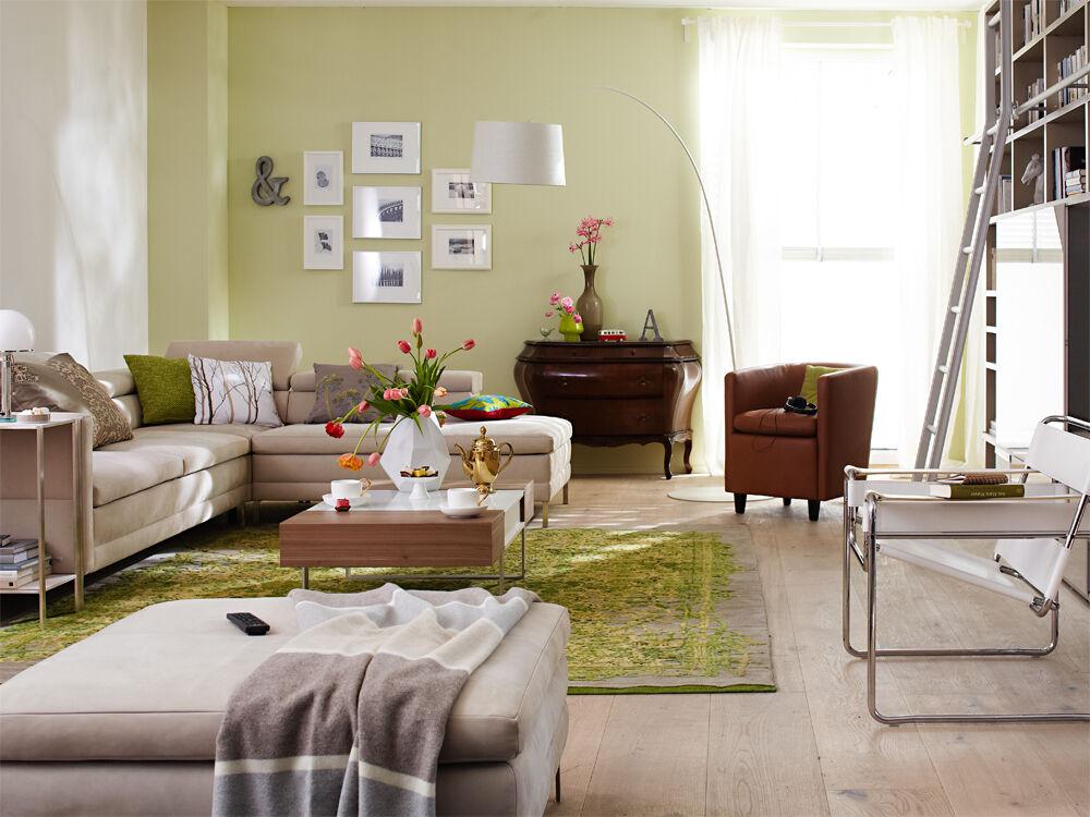 Wohnzimmer neuer Lebensabschnitt