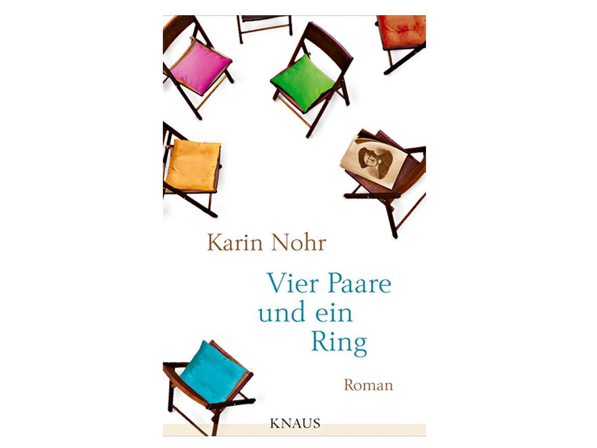 Roman Vier Paare und ein Ring