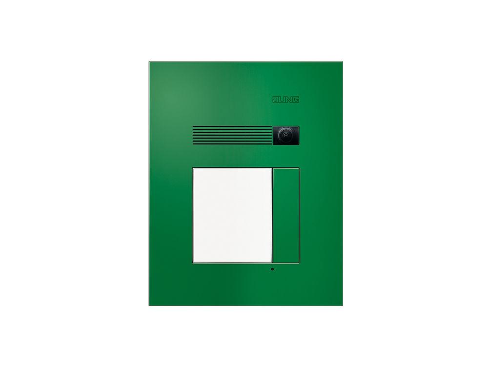 Schalterprogramm Grün