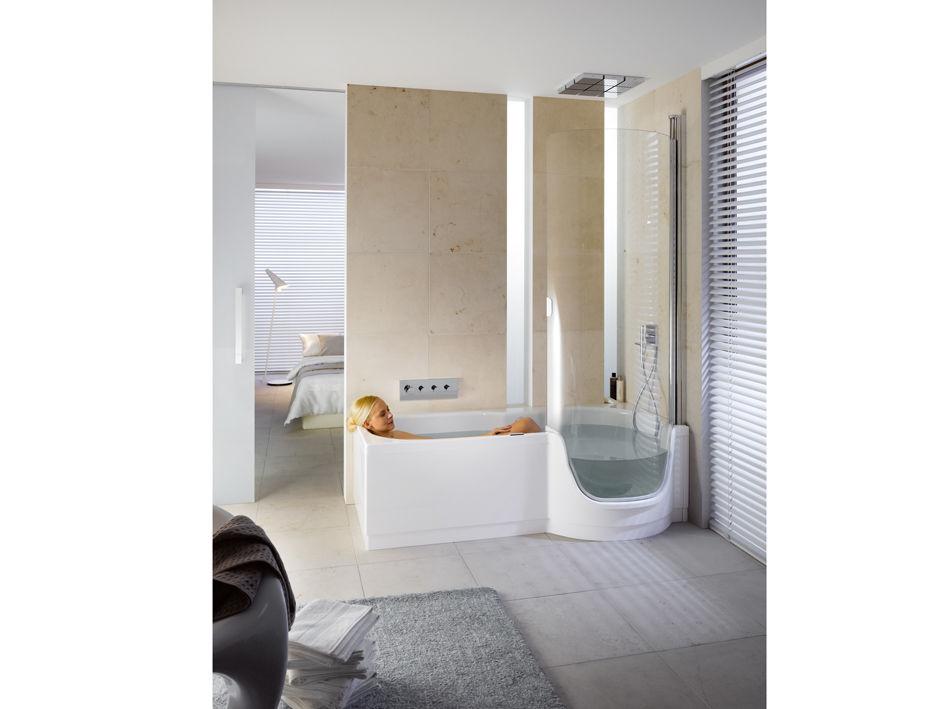 Kleines badezimmer zuhause wohnen for Mini badewanne