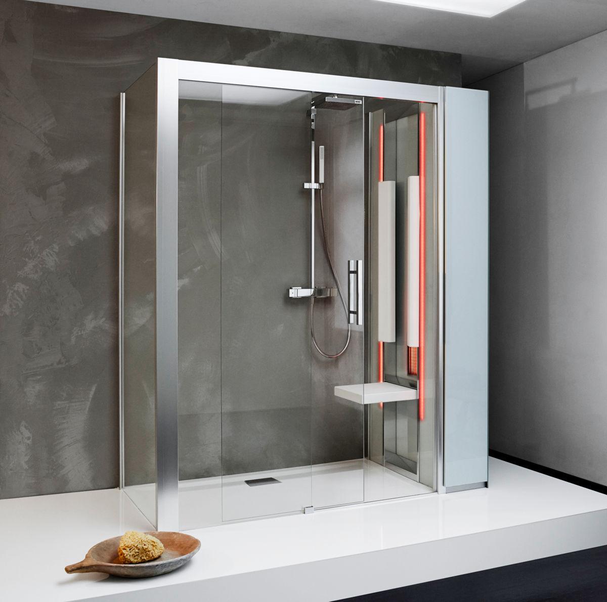 privates spa zuhause wohnen. Black Bedroom Furniture Sets. Home Design Ideas