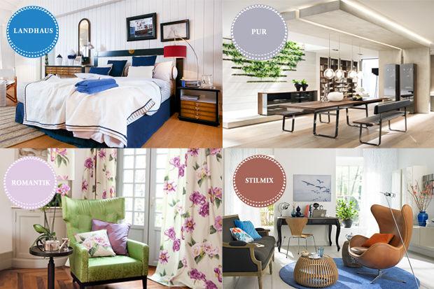 welcher wohntyp bin ich zuhause wohnen. Black Bedroom Furniture Sets. Home Design Ideas