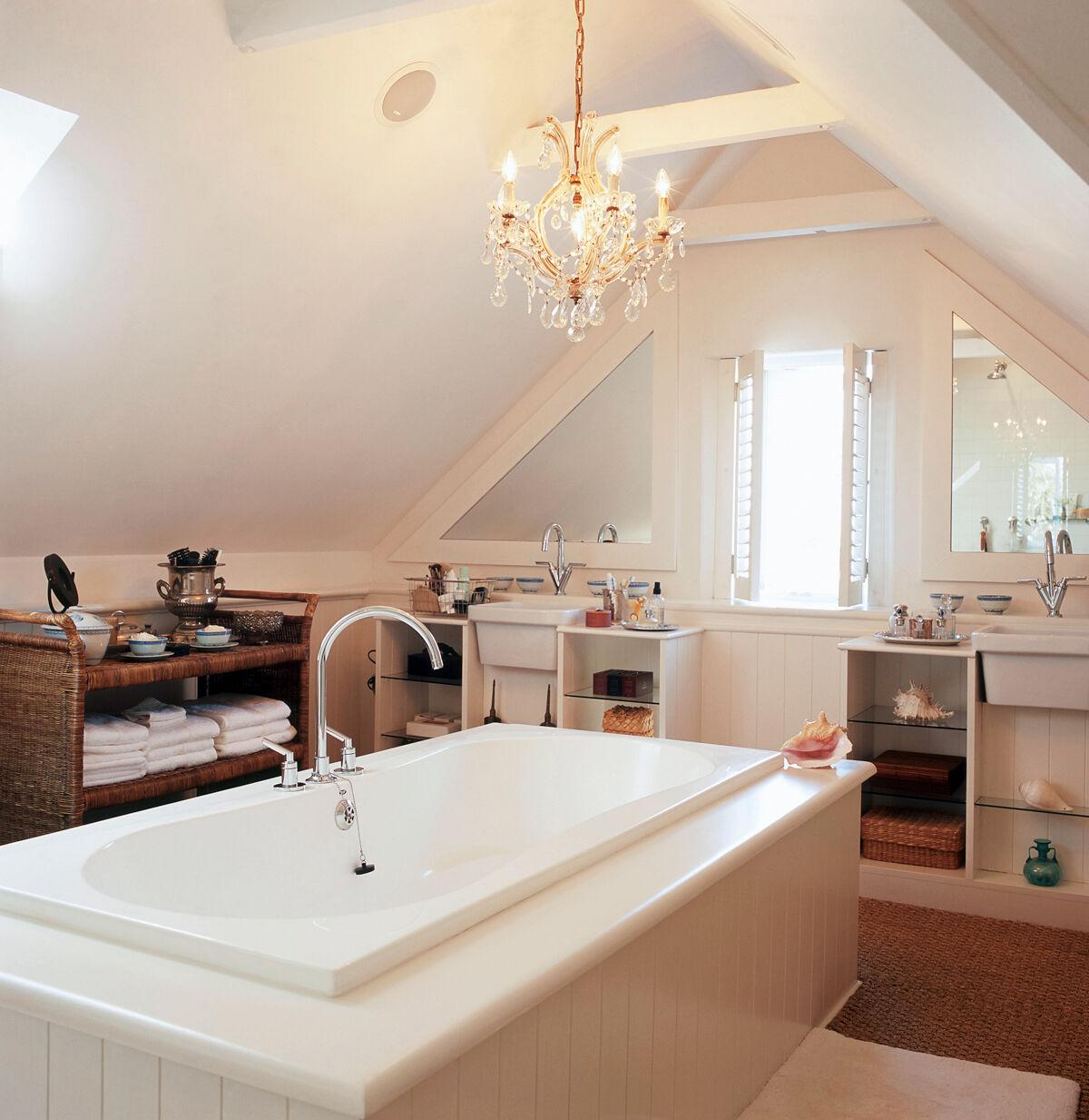 Ein Bad zum Relaxen  Zuhausewohnen