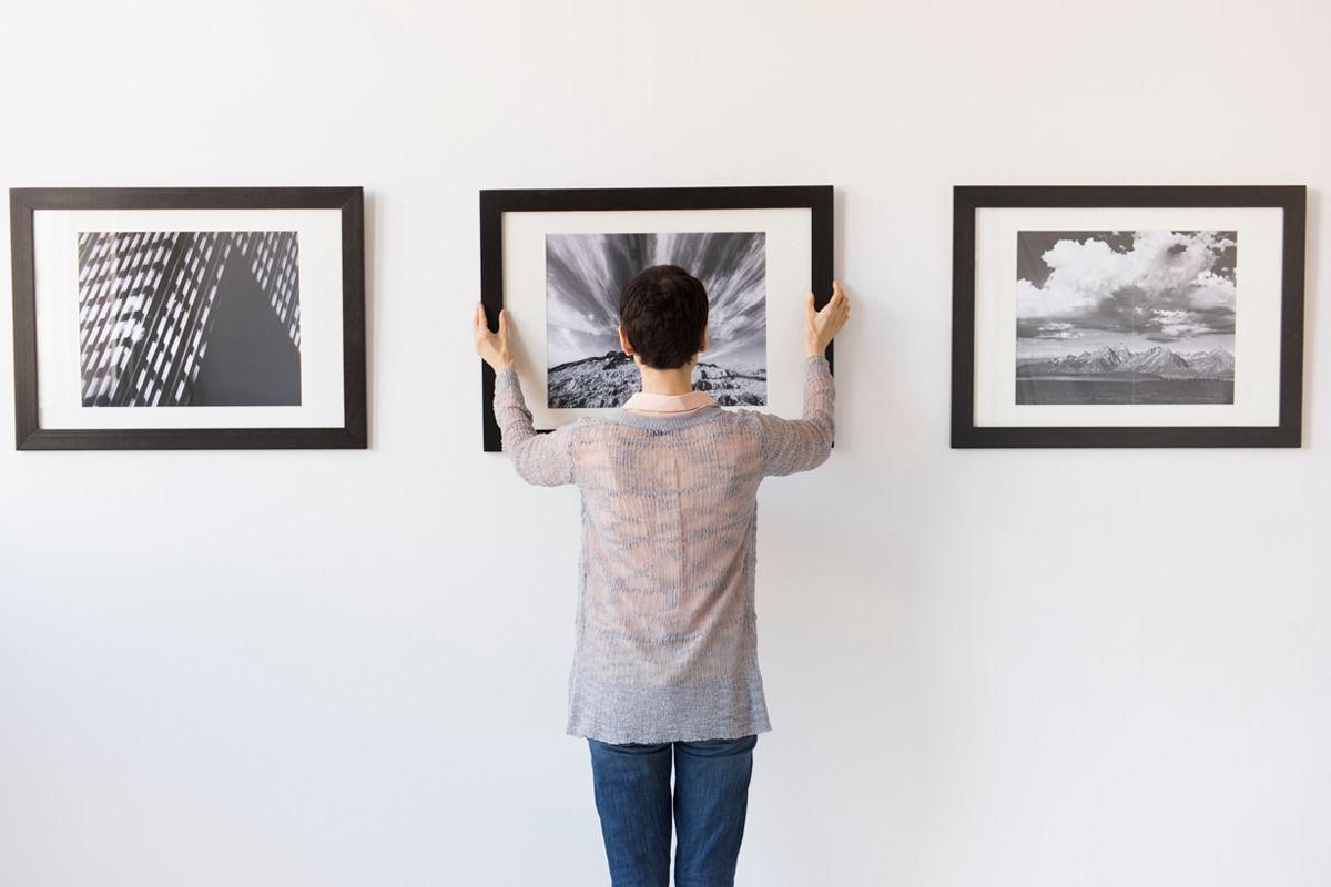 bilder-richtig-aufhaengen