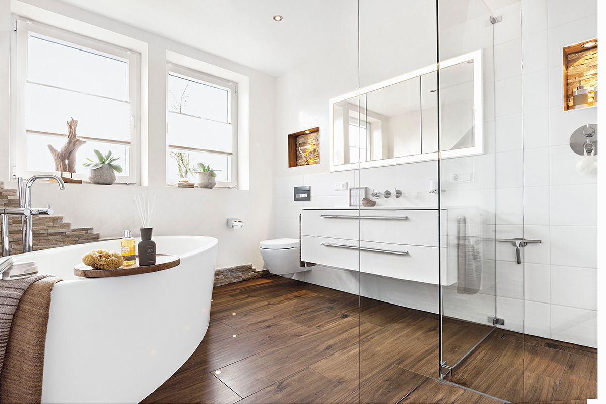 tipps und tricks f r eine effiziente gestaltung von badezimmern zuhause wohnen. Black Bedroom Furniture Sets. Home Design Ideas