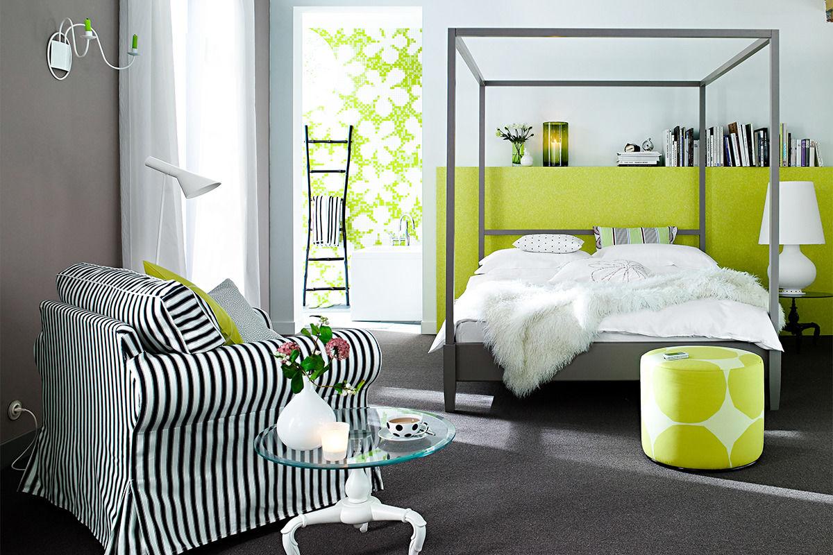Weicher Teppich eignet sich für Wohn- und Schlafzimmer