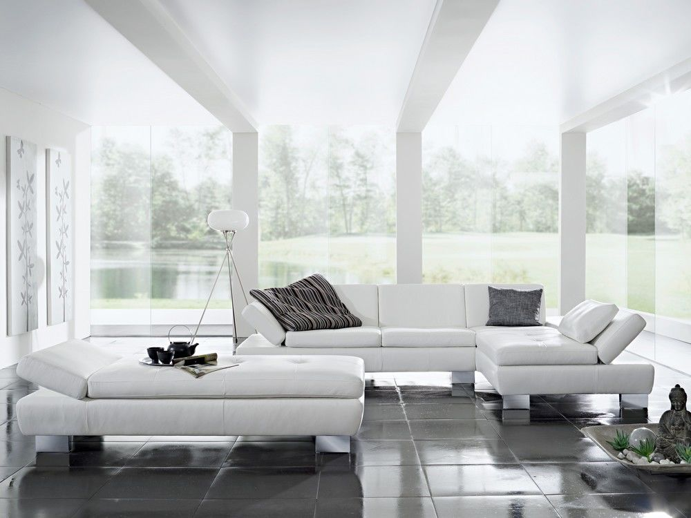 lederm bel klassisch eleganter stil zuhause wohnen. Black Bedroom Furniture Sets. Home Design Ideas