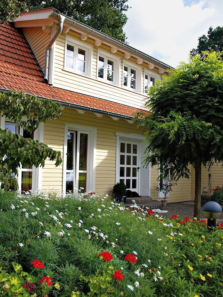 Fassaden: Häuser schick in Schale 1