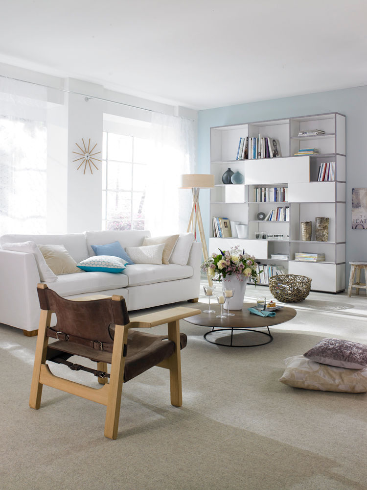 country stil pur zuhause wohnen. Black Bedroom Furniture Sets. Home Design Ideas