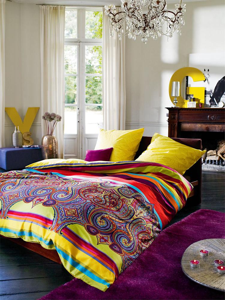 Schlafzimmer ideen zuhause wohnen - Schlafzimmer orient ...