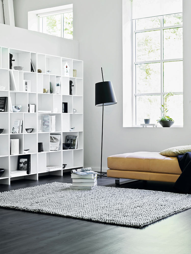 gestaltungsideen f r schmale r ume zuhause wohnen. Black Bedroom Furniture Sets. Home Design Ideas