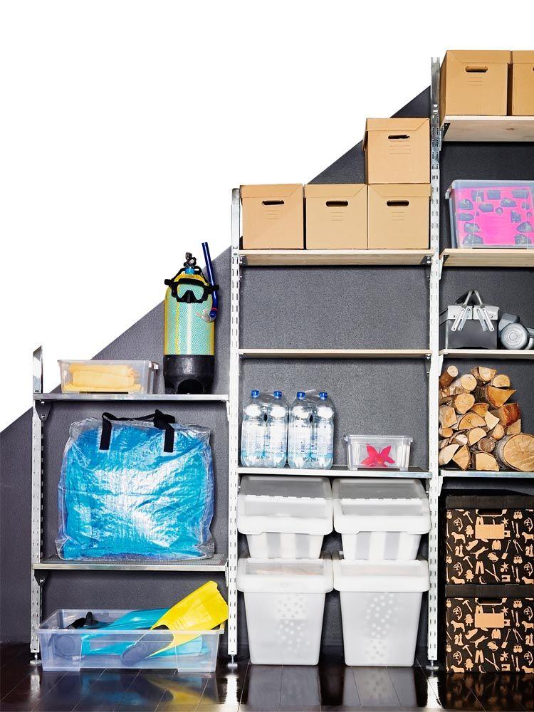Keller aufräumen mit system  Ordnung ist das halbe Leben! | Zuhause Wohnen